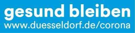 Logo gesund bleiben Düsseldorf