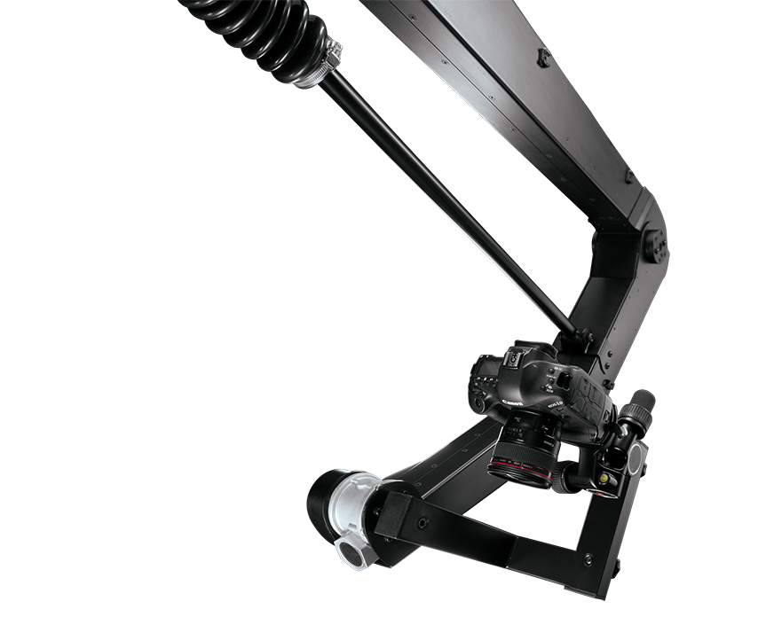 PhotoRobot VARIO  - 机械臂细节