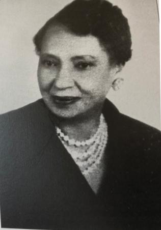 Portrait of Mrs. Fannye A. Ponder