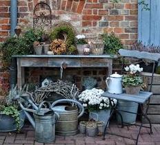 Garden Decorative