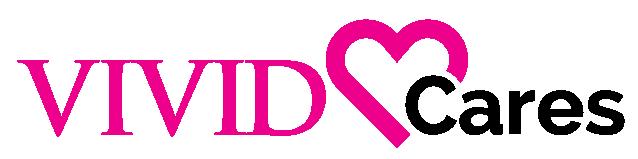 Vivid Community Cares project logo