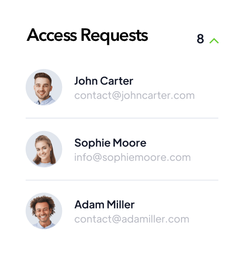 easily manage data subject access requests