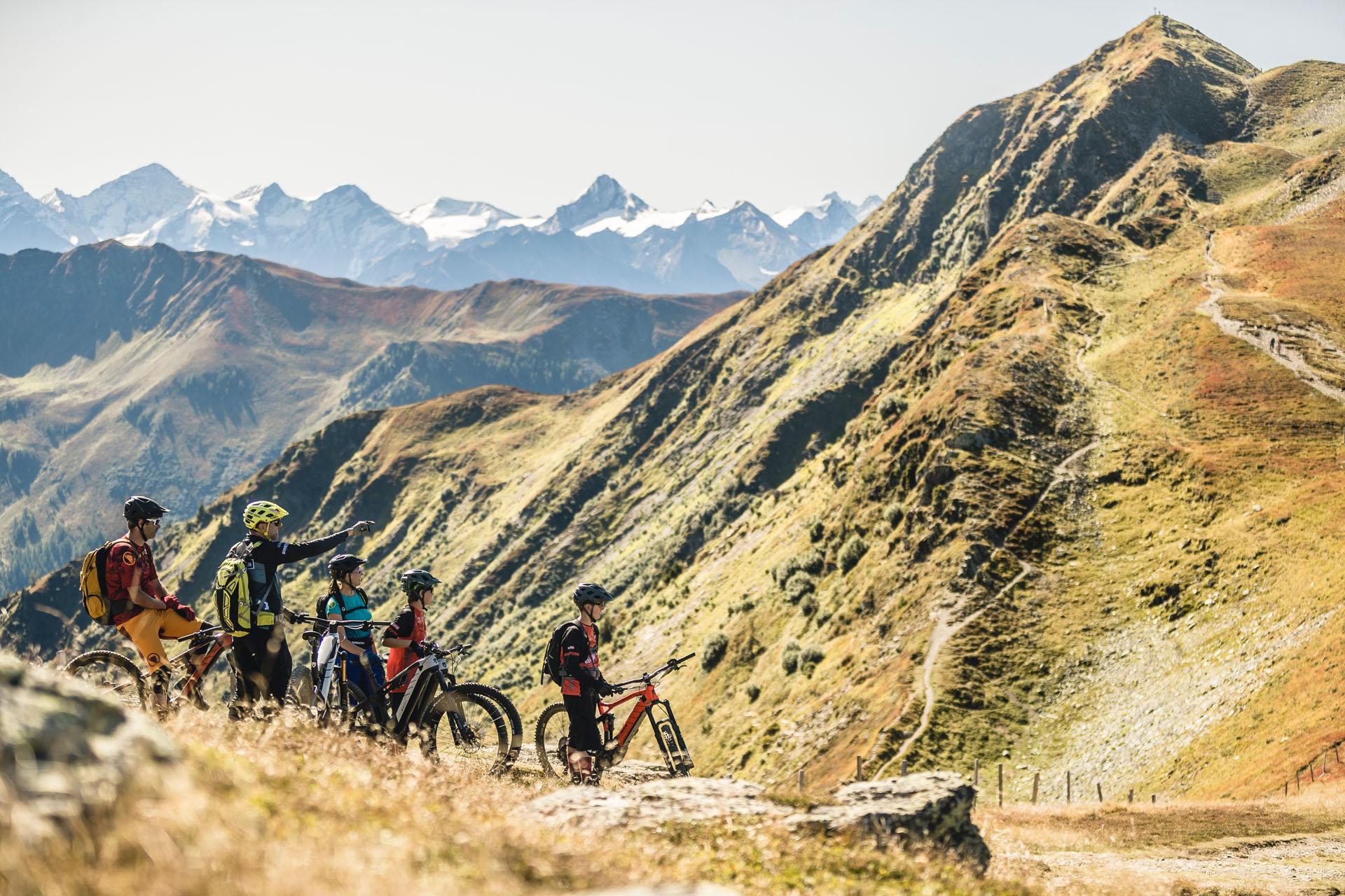 Bike'n Soul Mountainbike Tour Saalbach