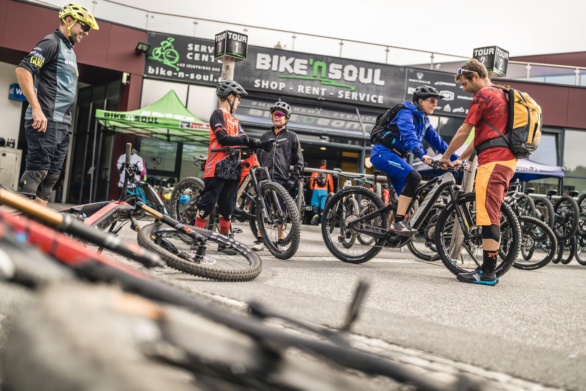 Mountainbike Meeting