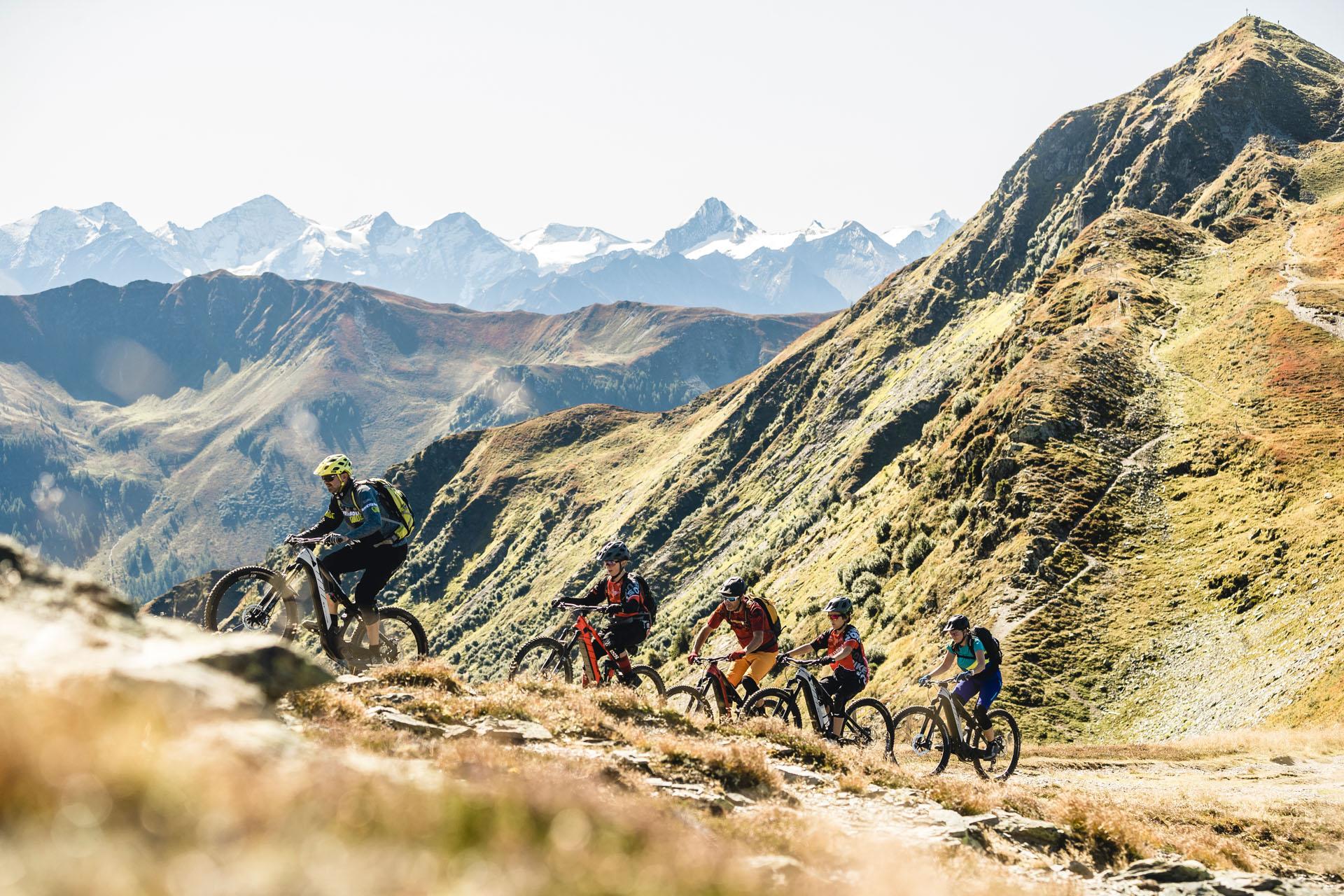 Mountainbike Panorama