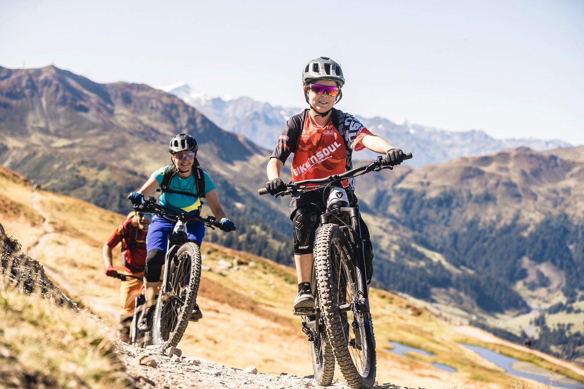 Bike'n Soul Mountainbike Tour
