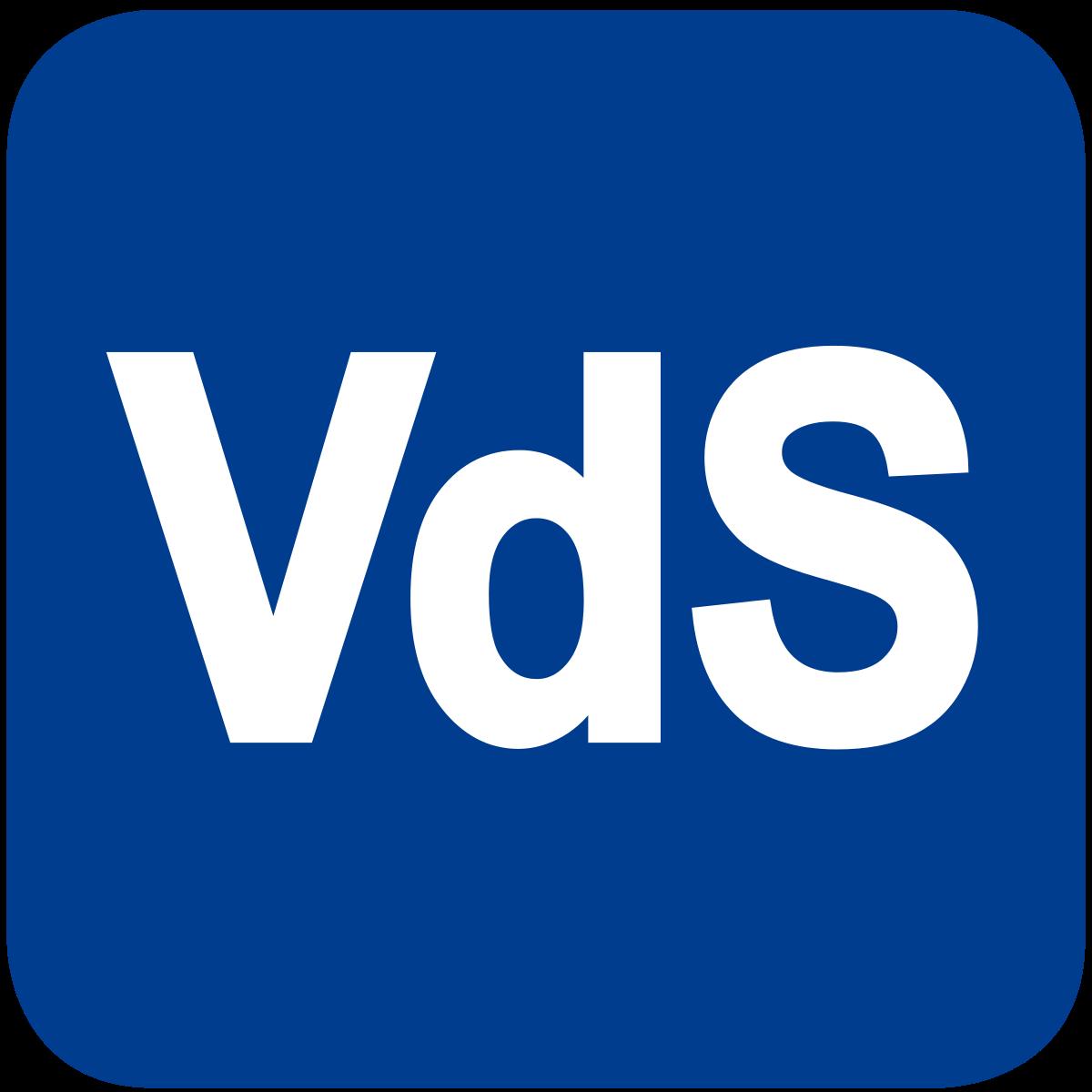 Logo der VdS GmbH