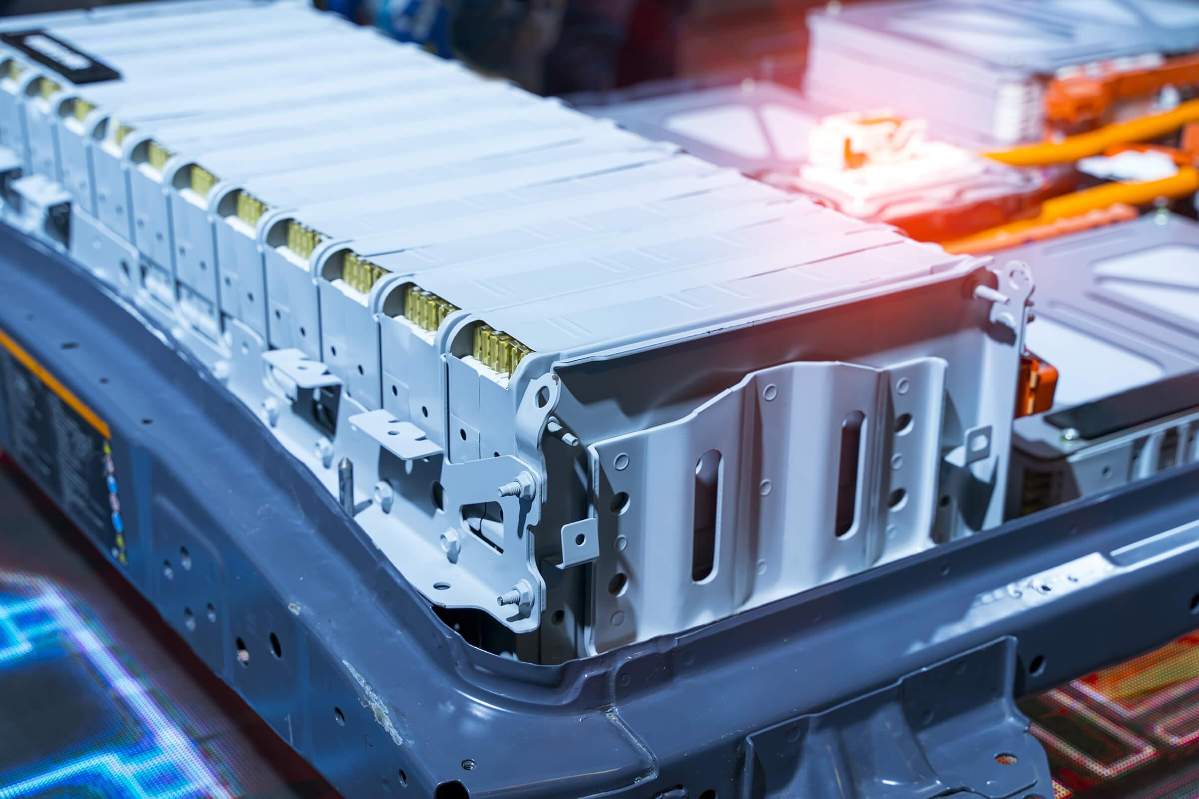 Brandschutz für Lithium-Ionen-Batterien