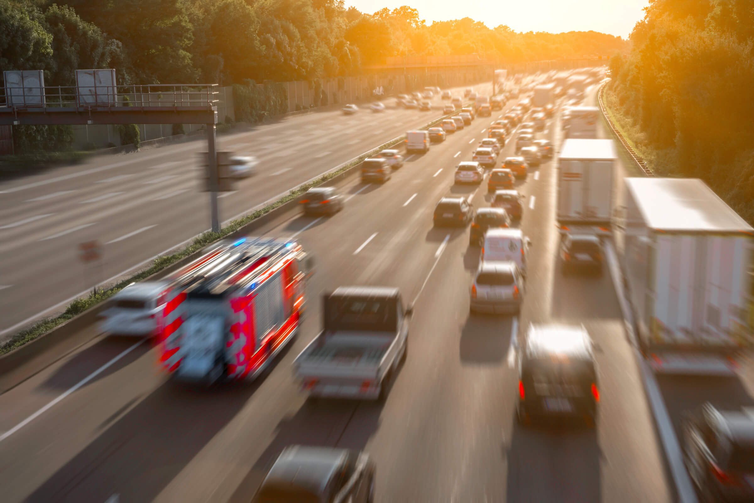 Brandschutz für Fahrzeuge