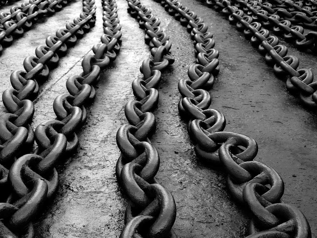 Anchor Chain / Mooring Chain