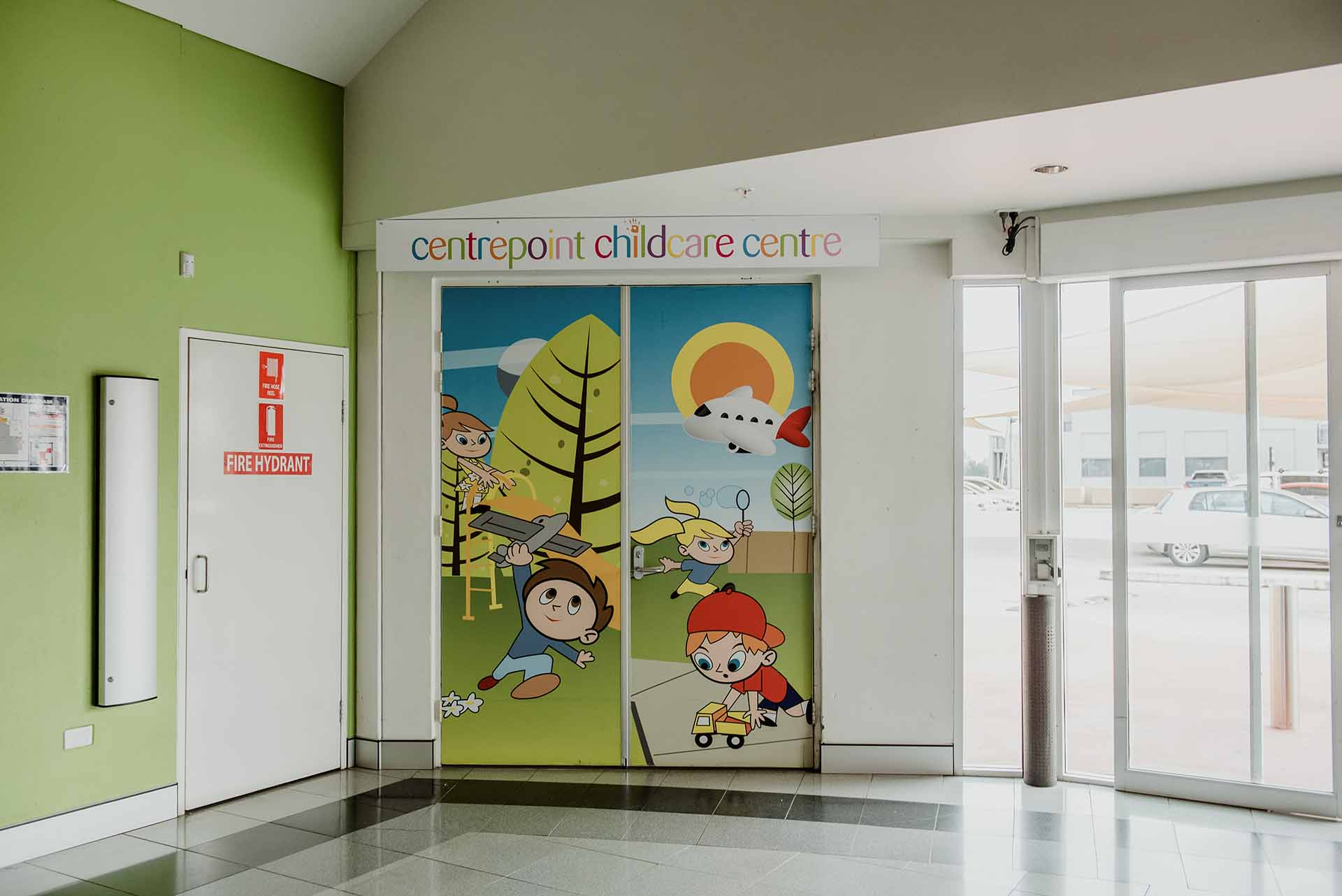 centrepoint childcare centre