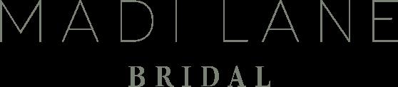 Madi Lane Bridal Wedding Dress Designer Logo