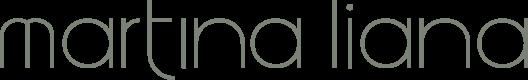 Martina Liana Wedding Dress Designer Logo
