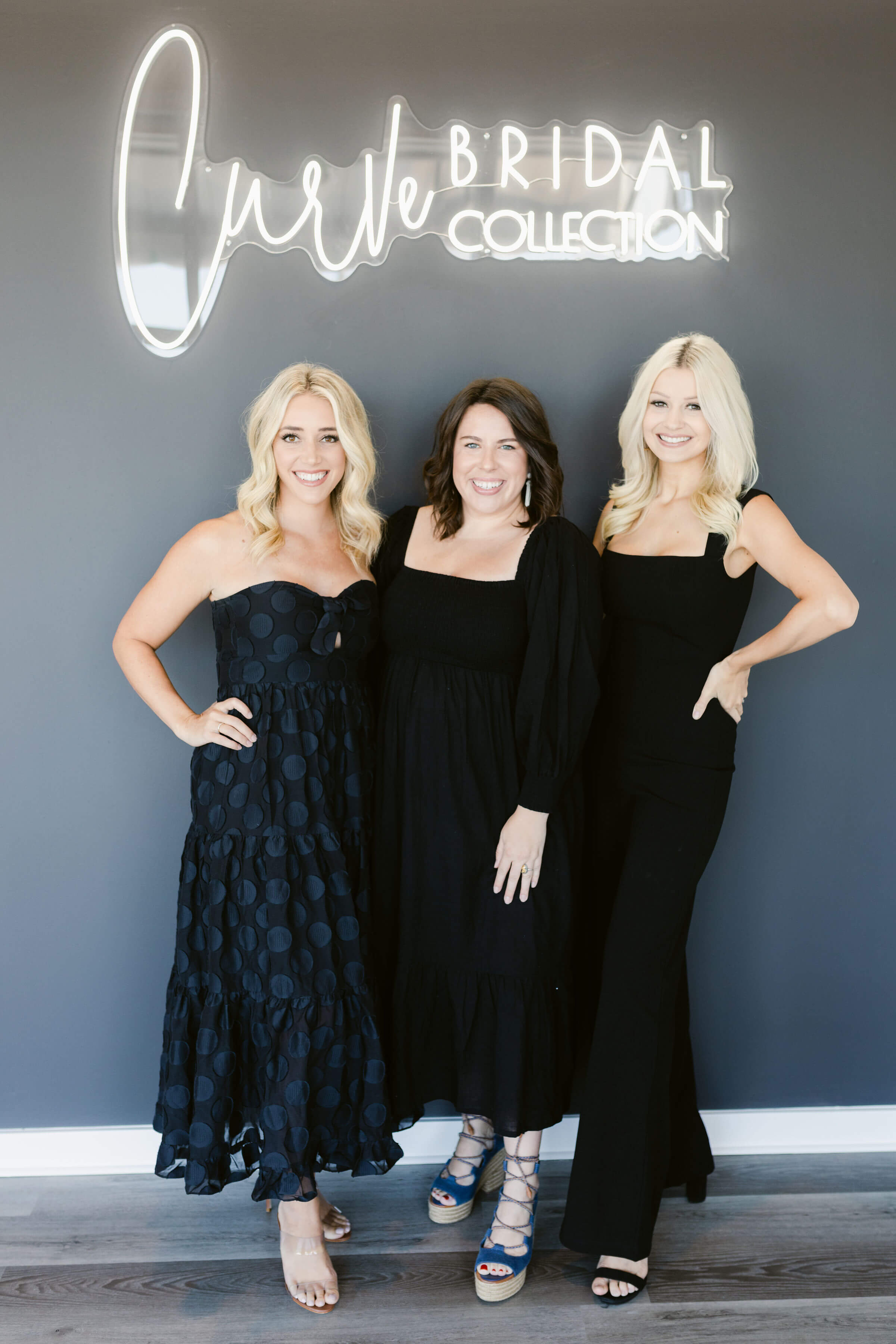Curve Bridal Collection Owners