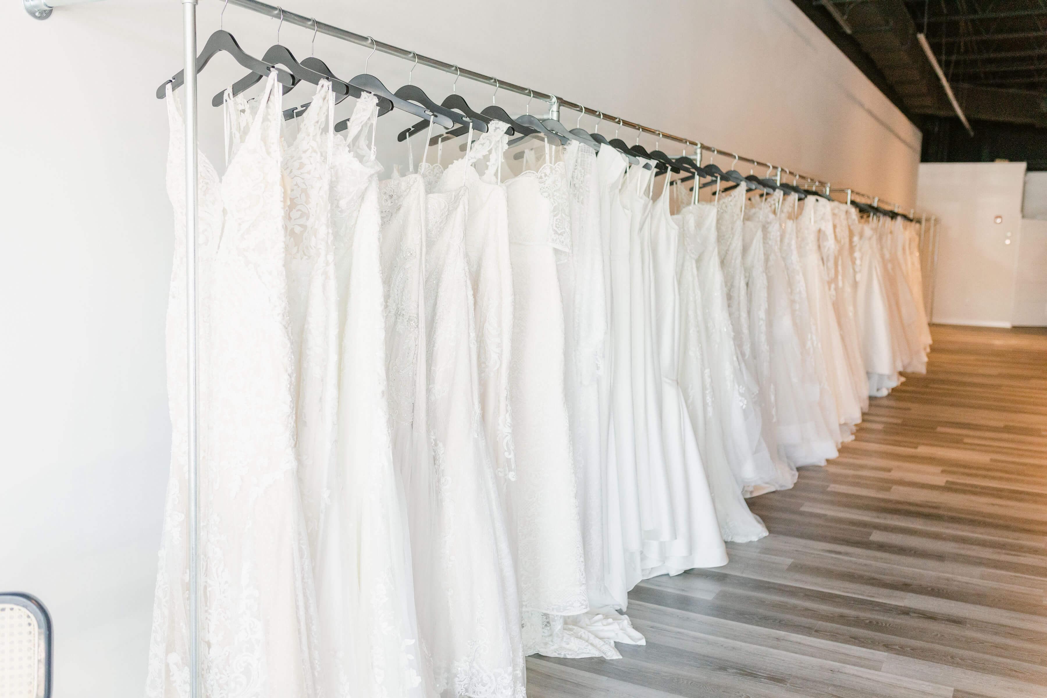 Curve Bridal Collection Wedding Dresses