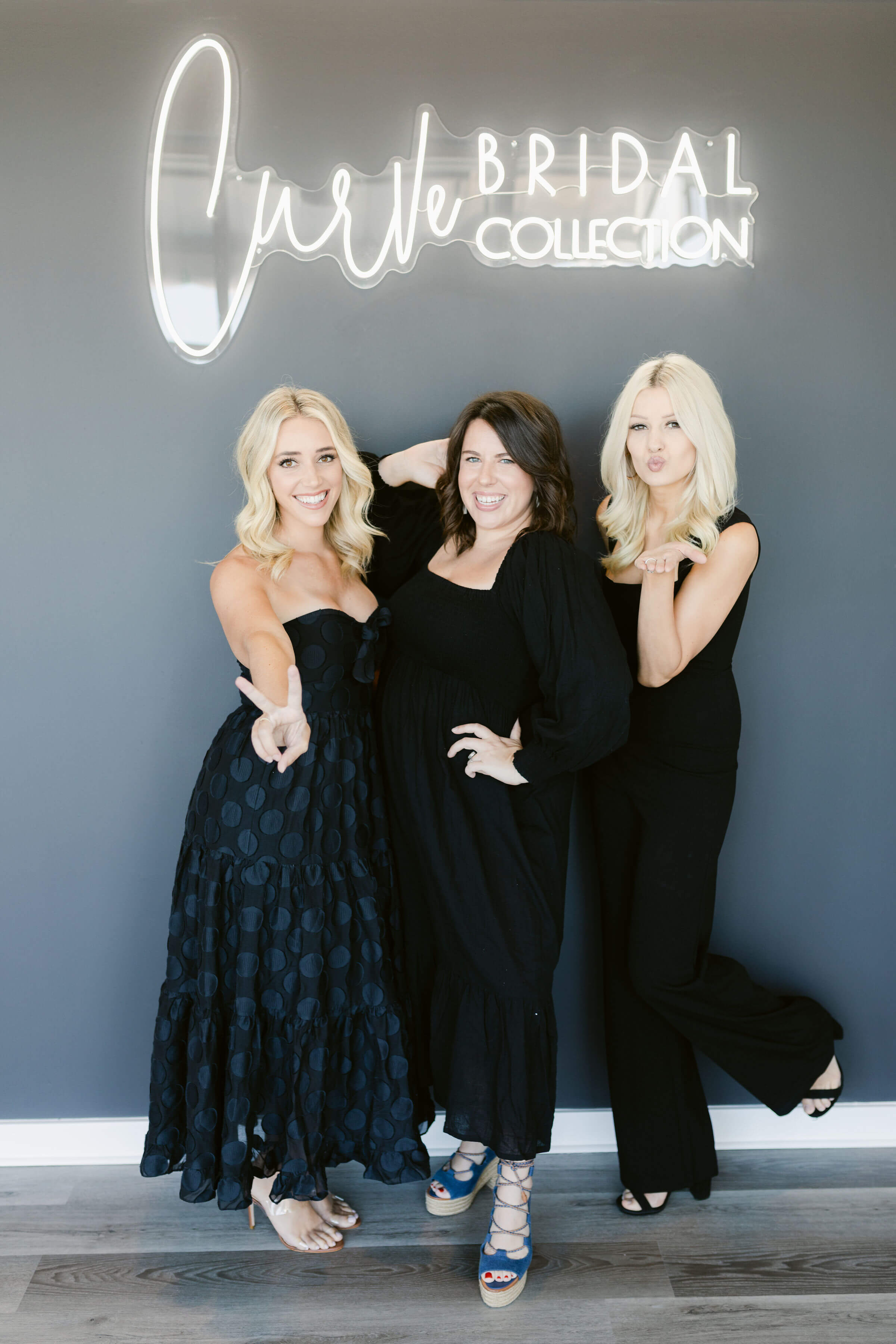 Curve Bridal Collection Store Owners