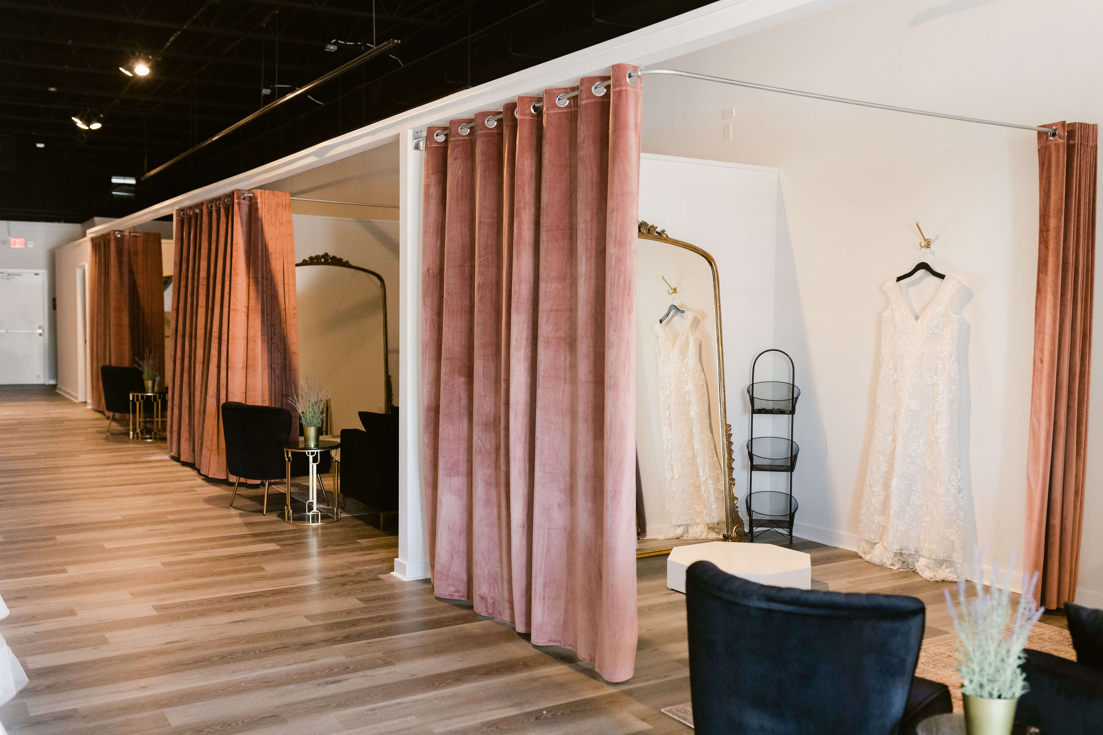 Curve Bridal Collection Store