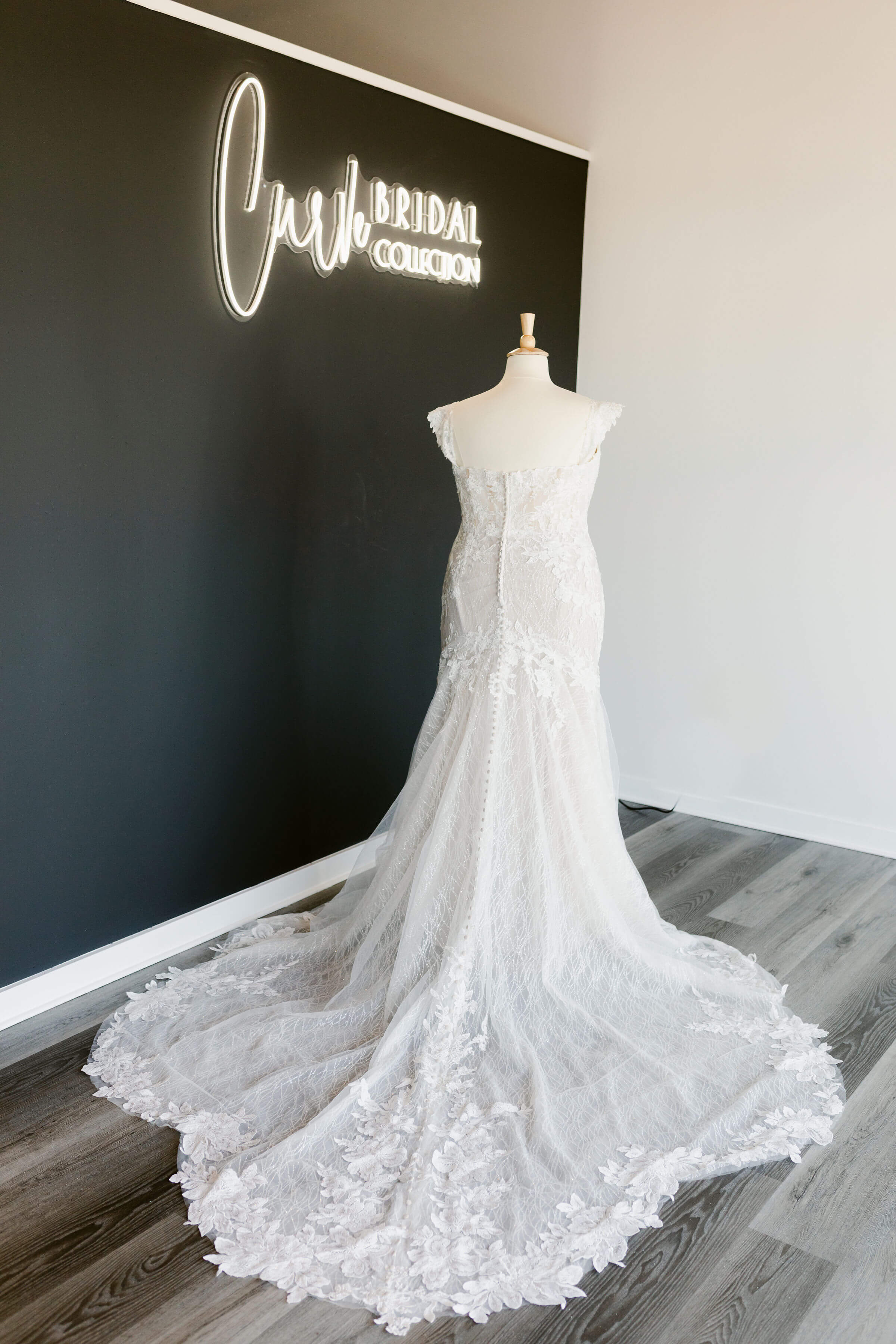 Curve Bridal Collection Store Wedding Dress
