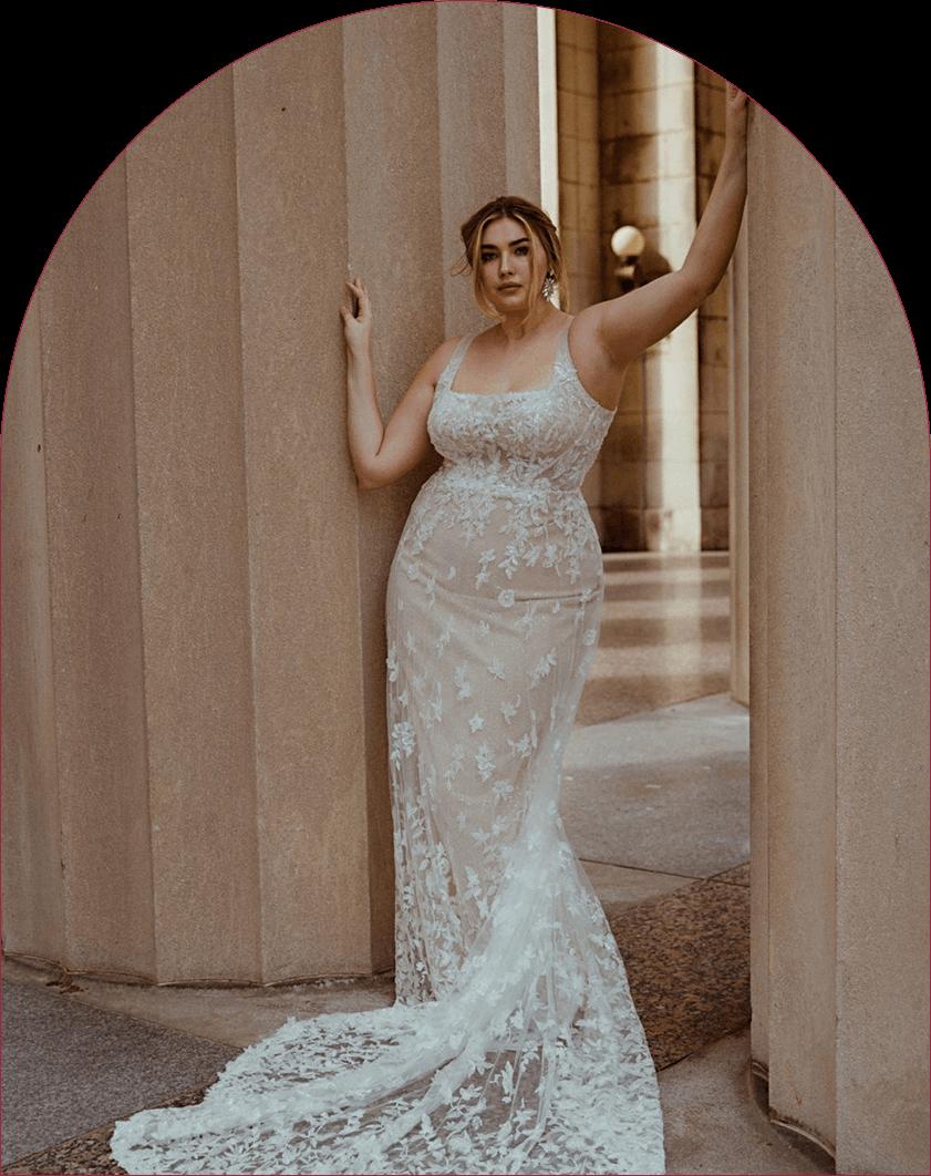 Curve Bridal Collection Martina Liana Wedding Dress