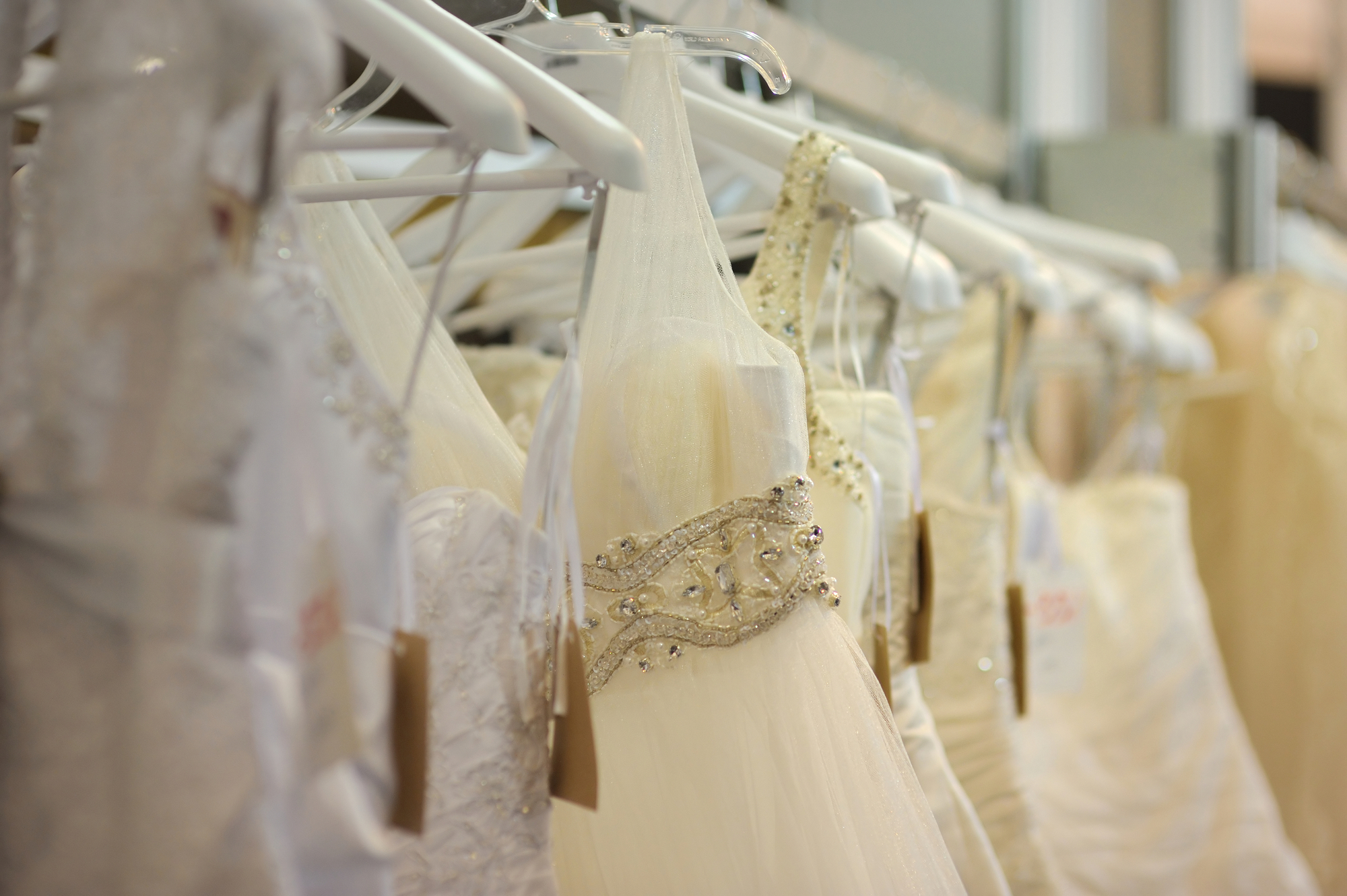 3 Tips When Shopping for Plus Size Wedding Dresses