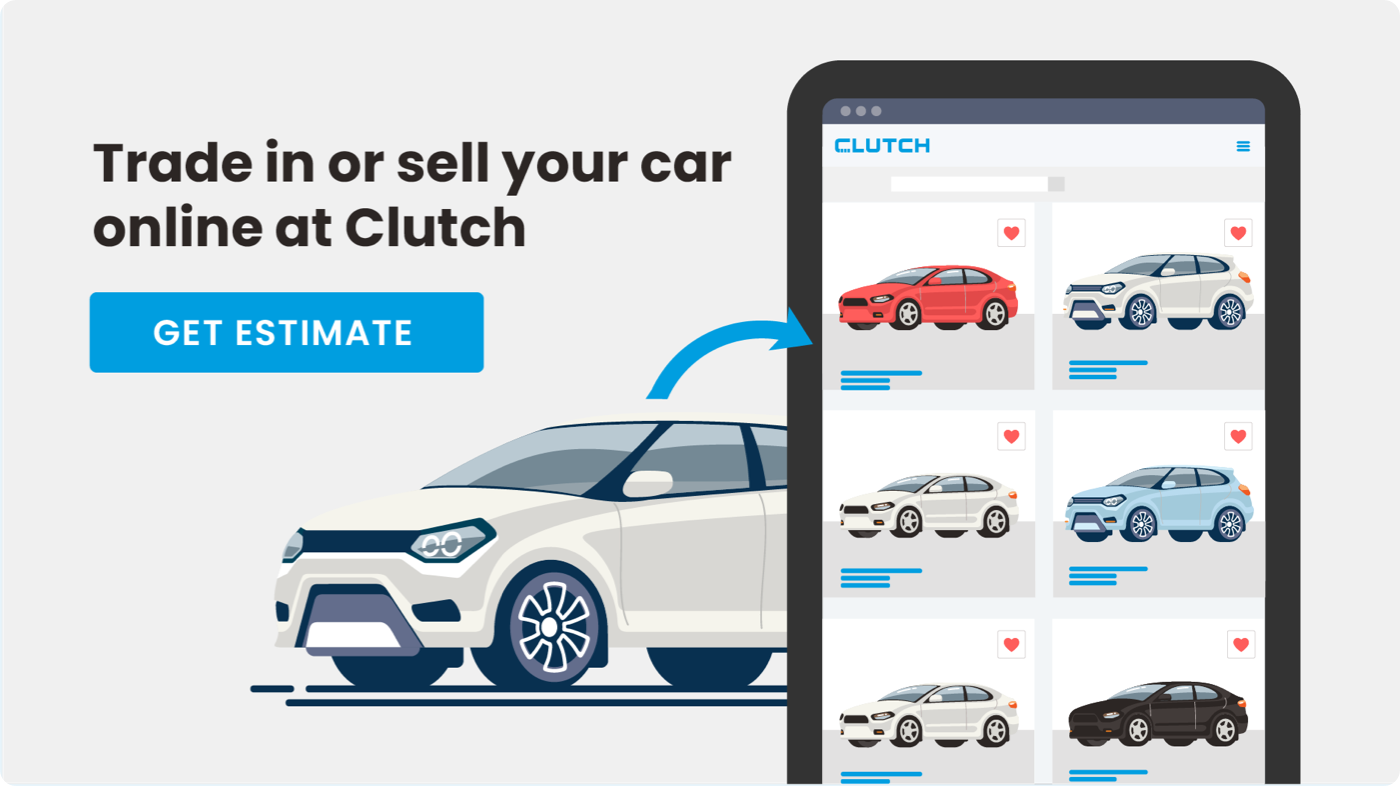 Use Clutch for selling a used car in Ontario