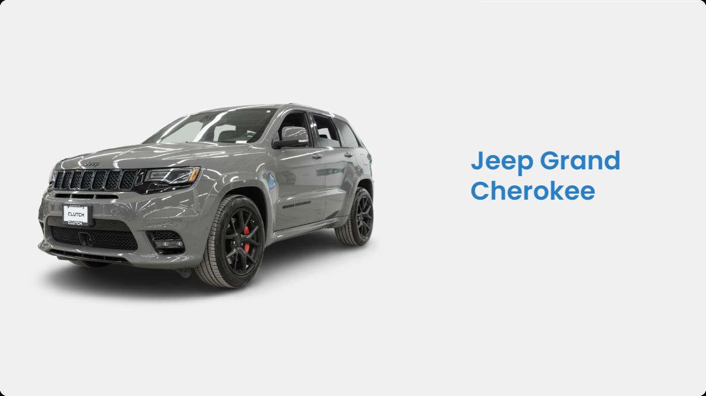 Minivan vs. SUV: Jeep Grand Cherokee