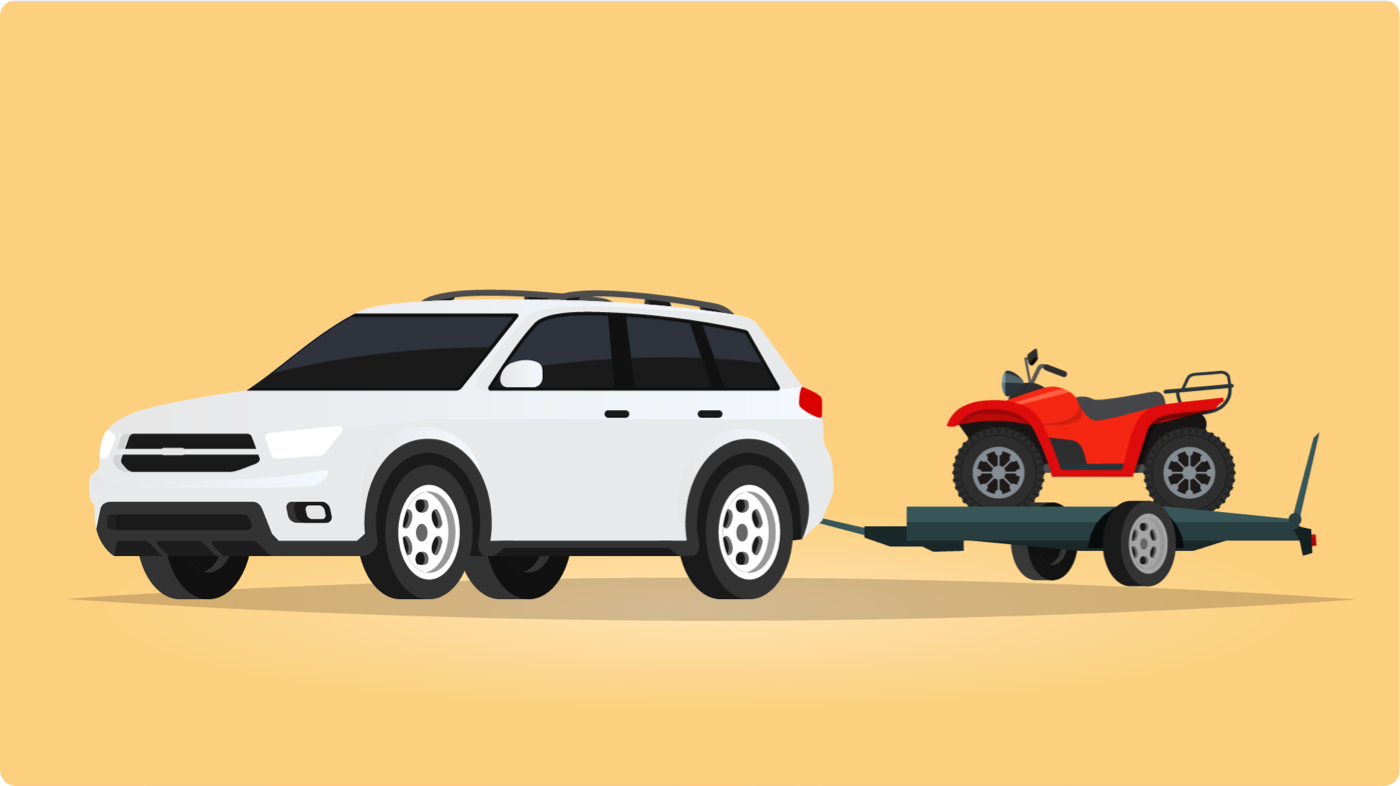 Minivan vs. SUV: An SUV has better towing capacity