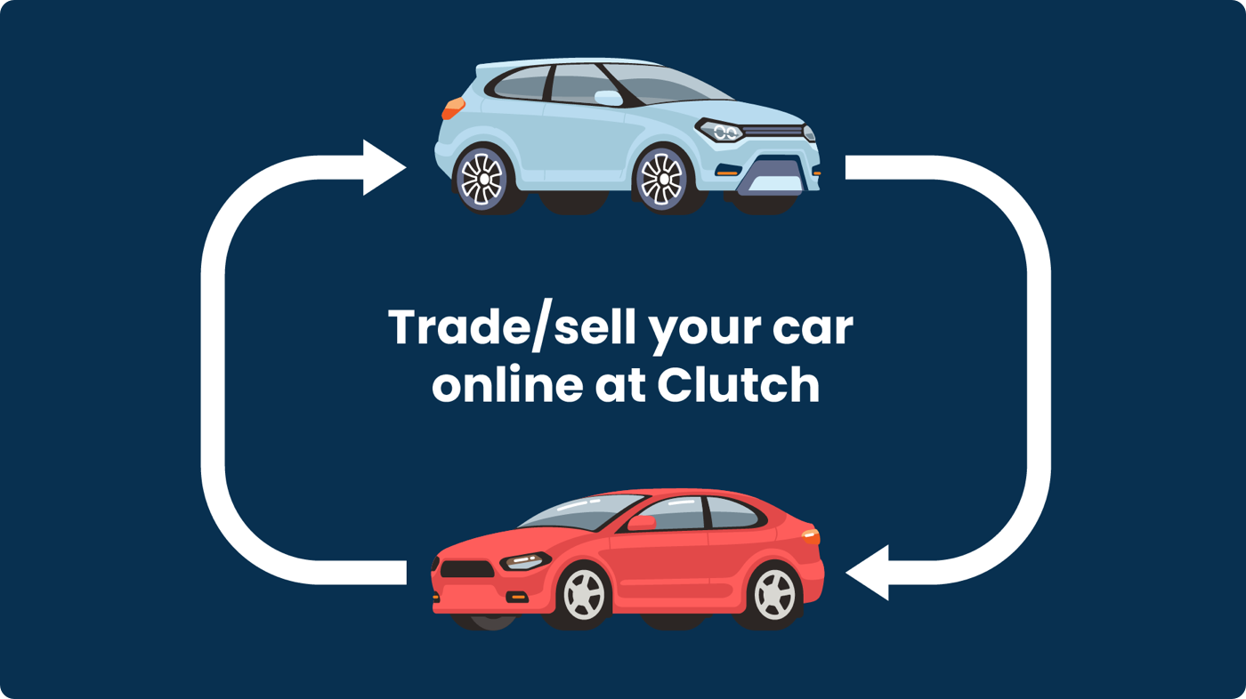 Clutch lets you trade or sell your car online