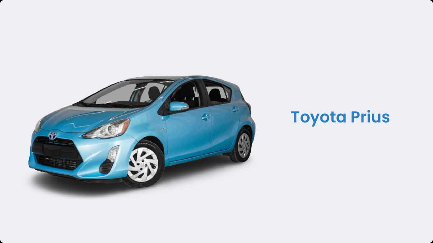 Hybrid cars Canada: Toyota Prius