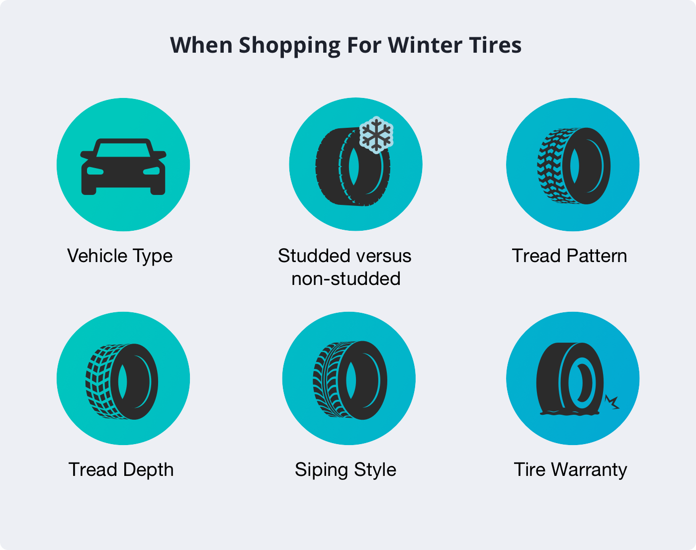 Shopping for winter tires