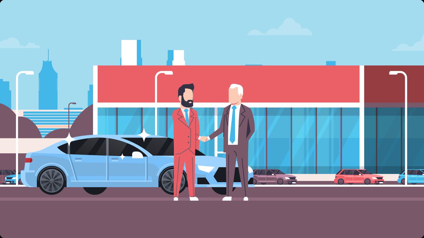 CPO Used Car Dealership