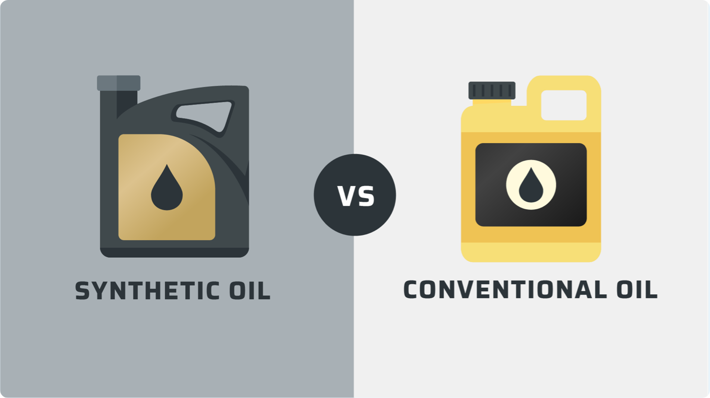 Synthetic Oil vs Conventional Oil