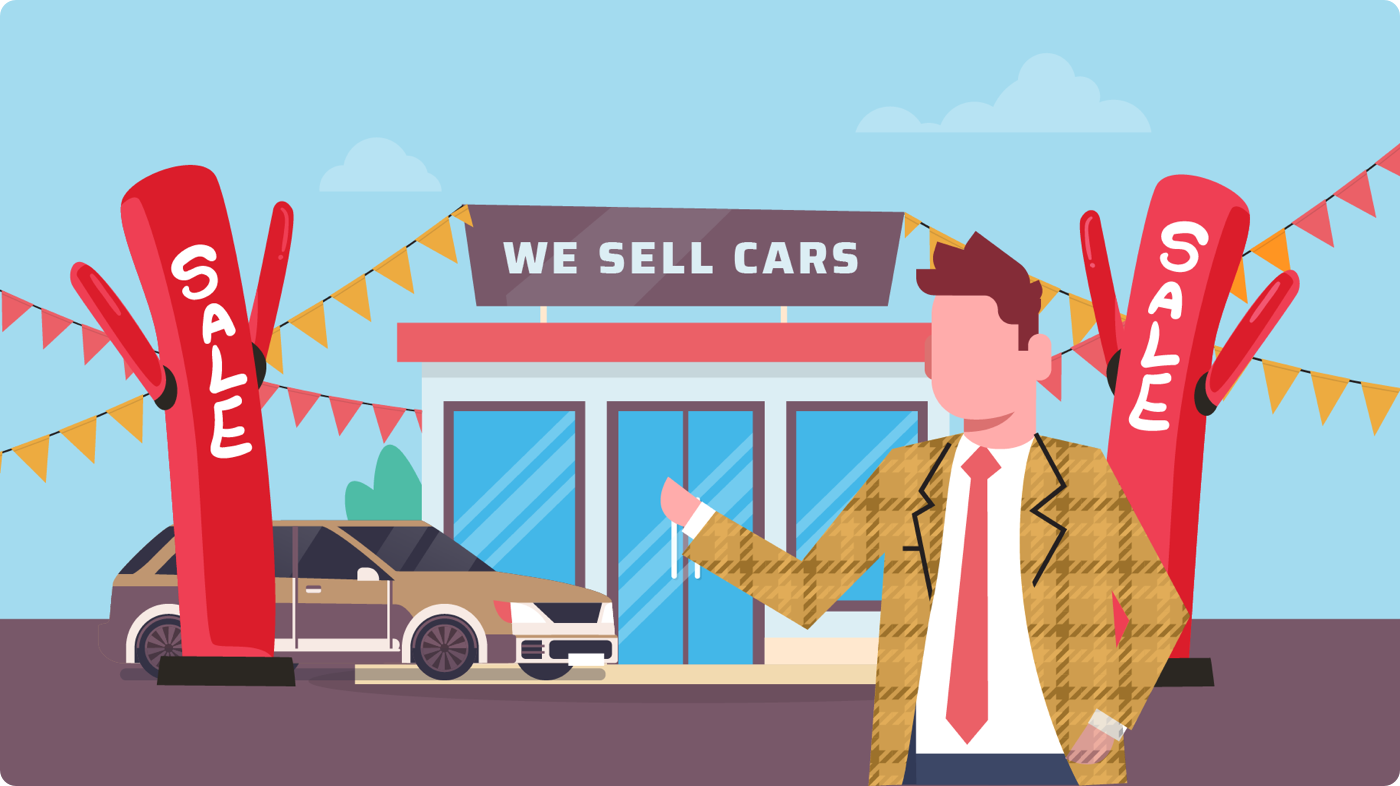 Local Used Car Dealership