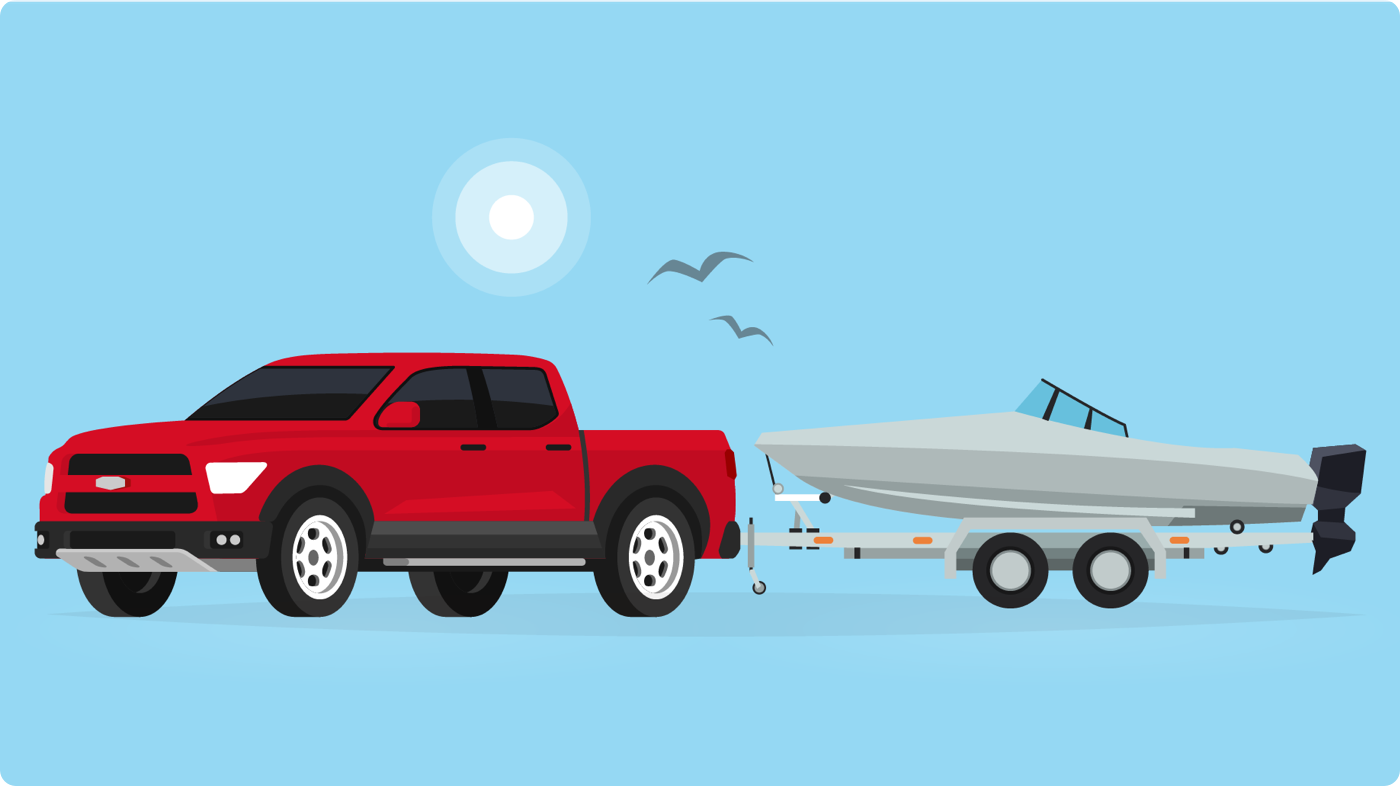 Trucks aren't the only vehicles with impressive towing capacity