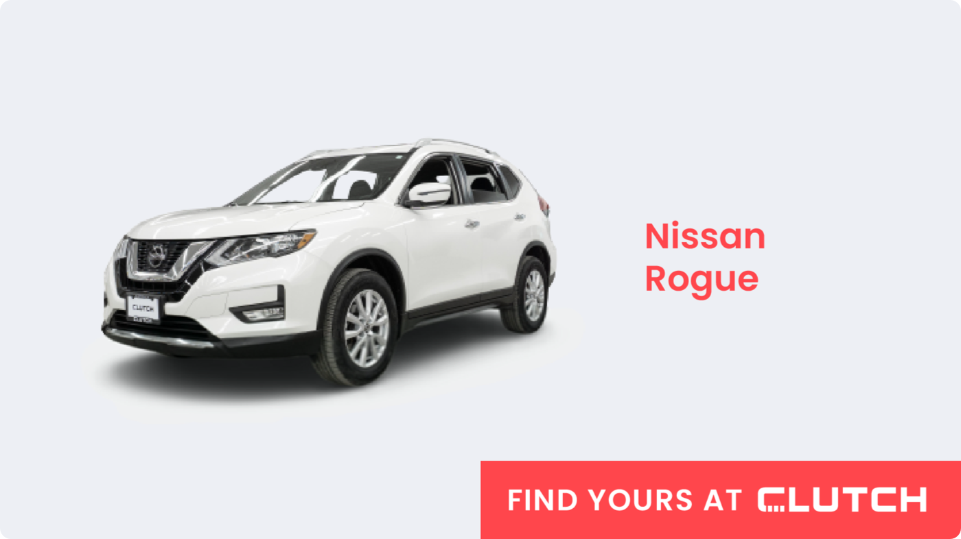 Best Value SUV in Canada: Nissan Rogue