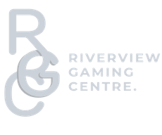Our logo RGC - Riverview Gaming Centre