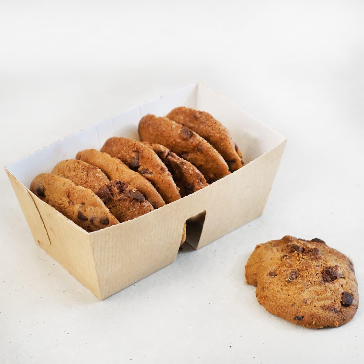 Cookies aux pépites de chocolat - 250g