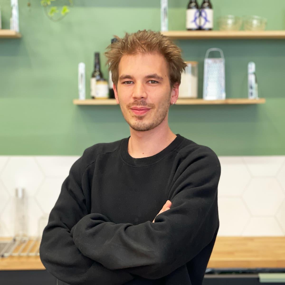 Photo Ilan Charpillon, Directeur artistique Omie & Cie