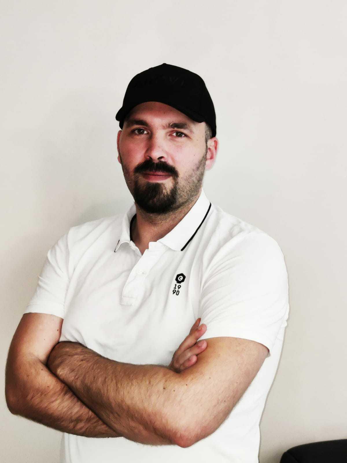 Photo Jérémy Jourdin, développeur Full Stack