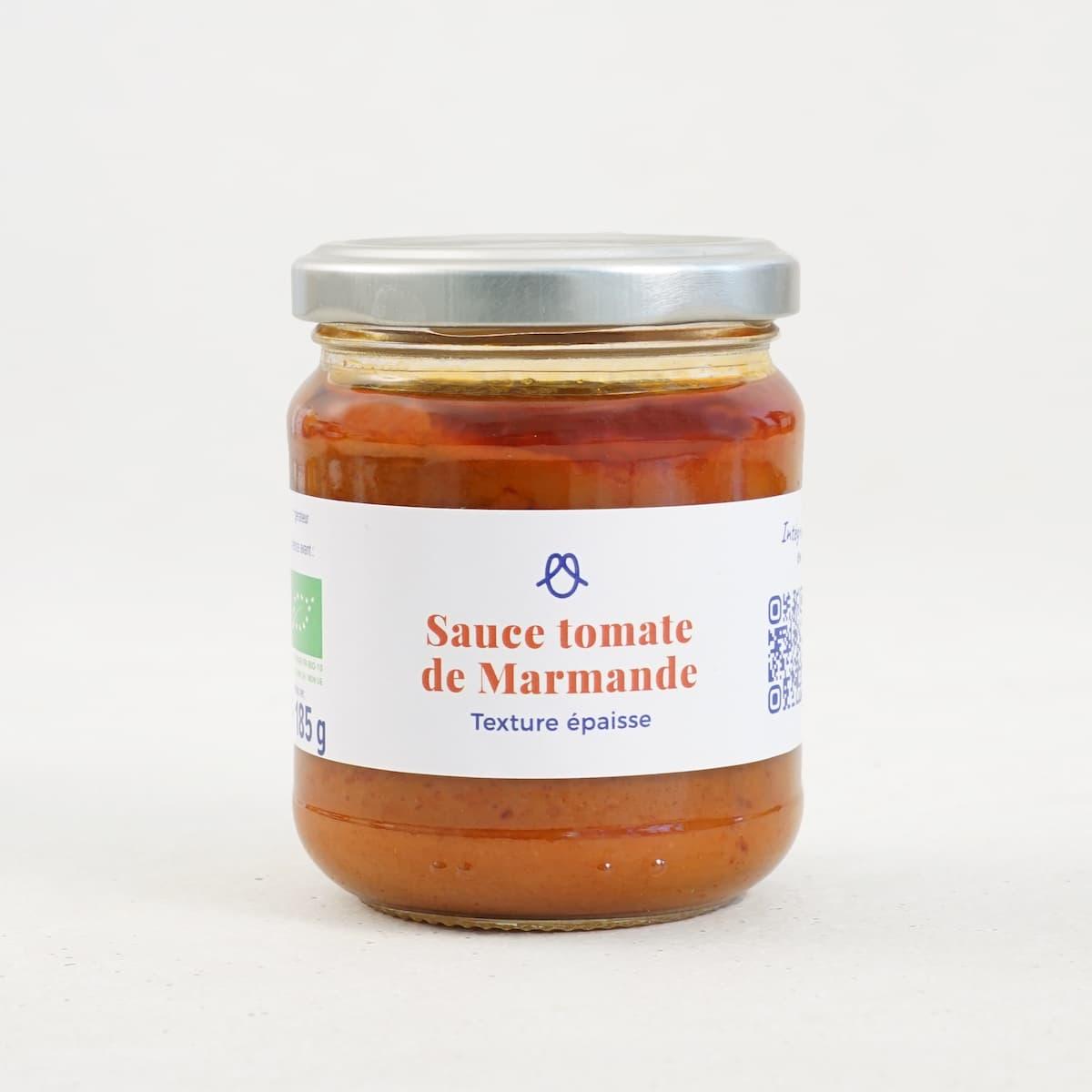 Sauce tomate épaisse - 185g