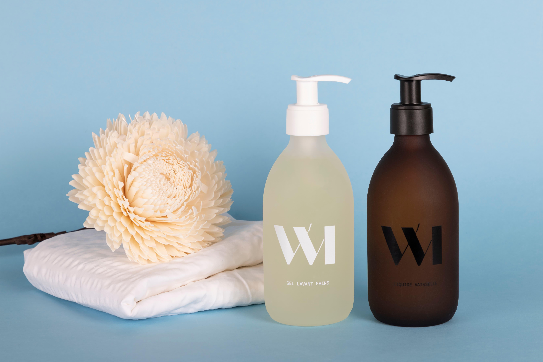 Les produits d'hygiène et d'entretien What Matters arrivent chez Omie