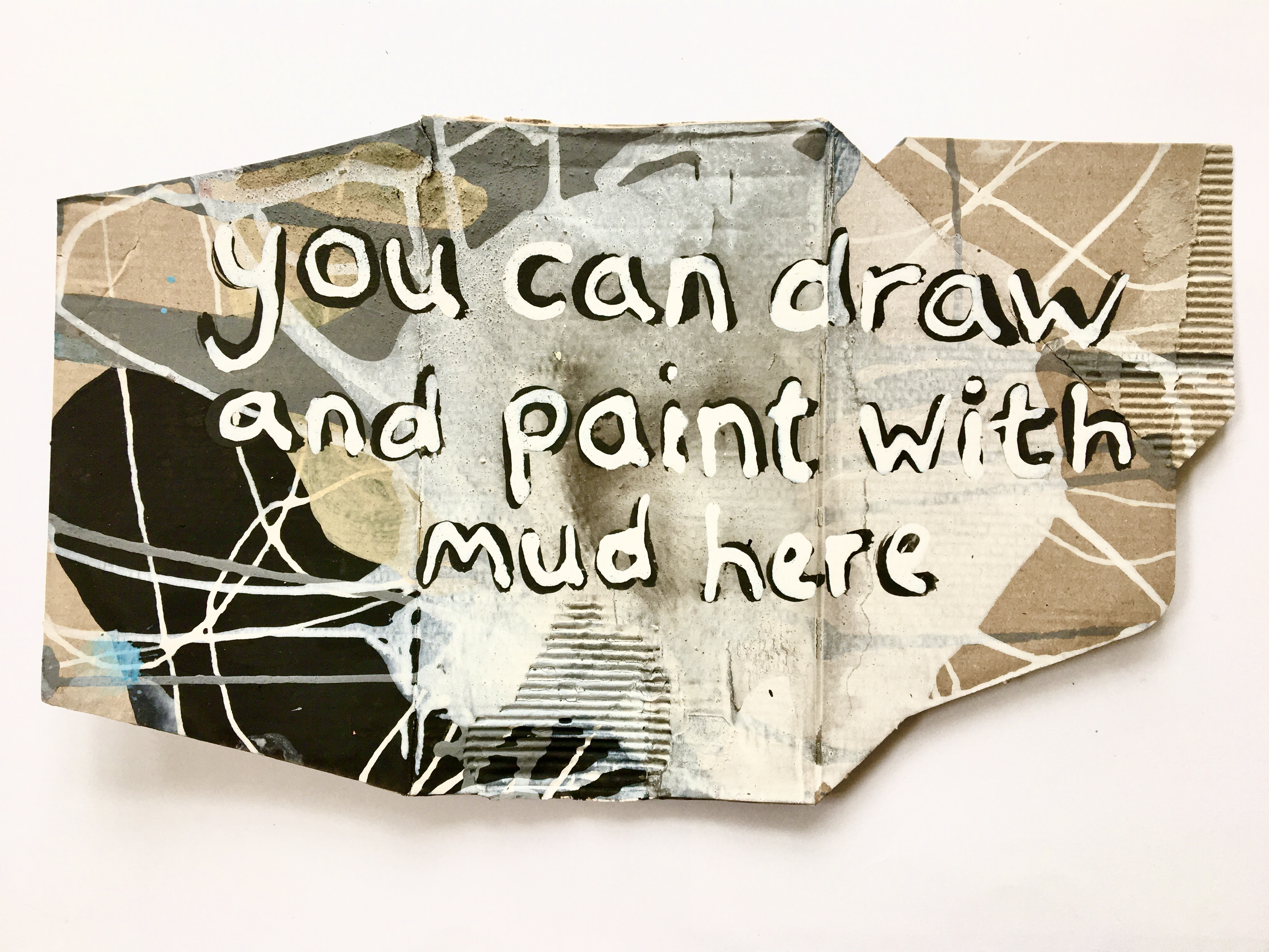 SHIFT: From Mud to Paint