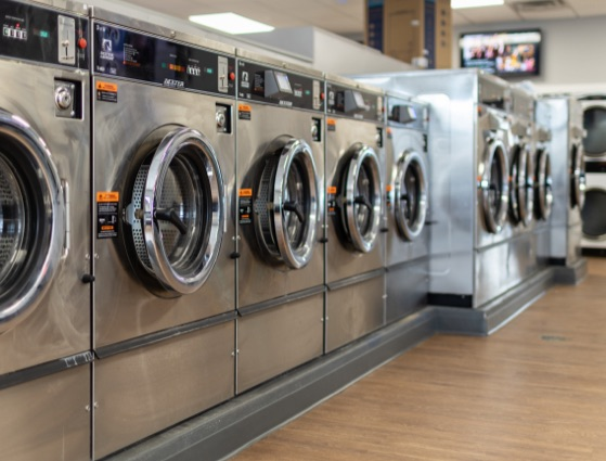 laundromat in c-express