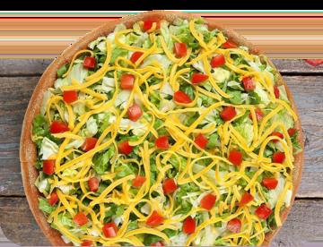 godfather's taco pizza