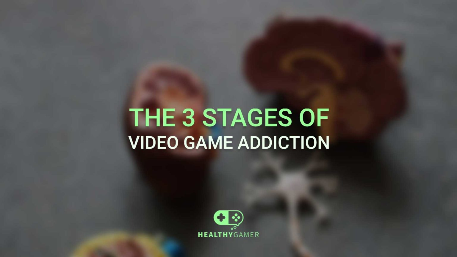 Stages of Video Game Addiction: How Bad Can it Get?