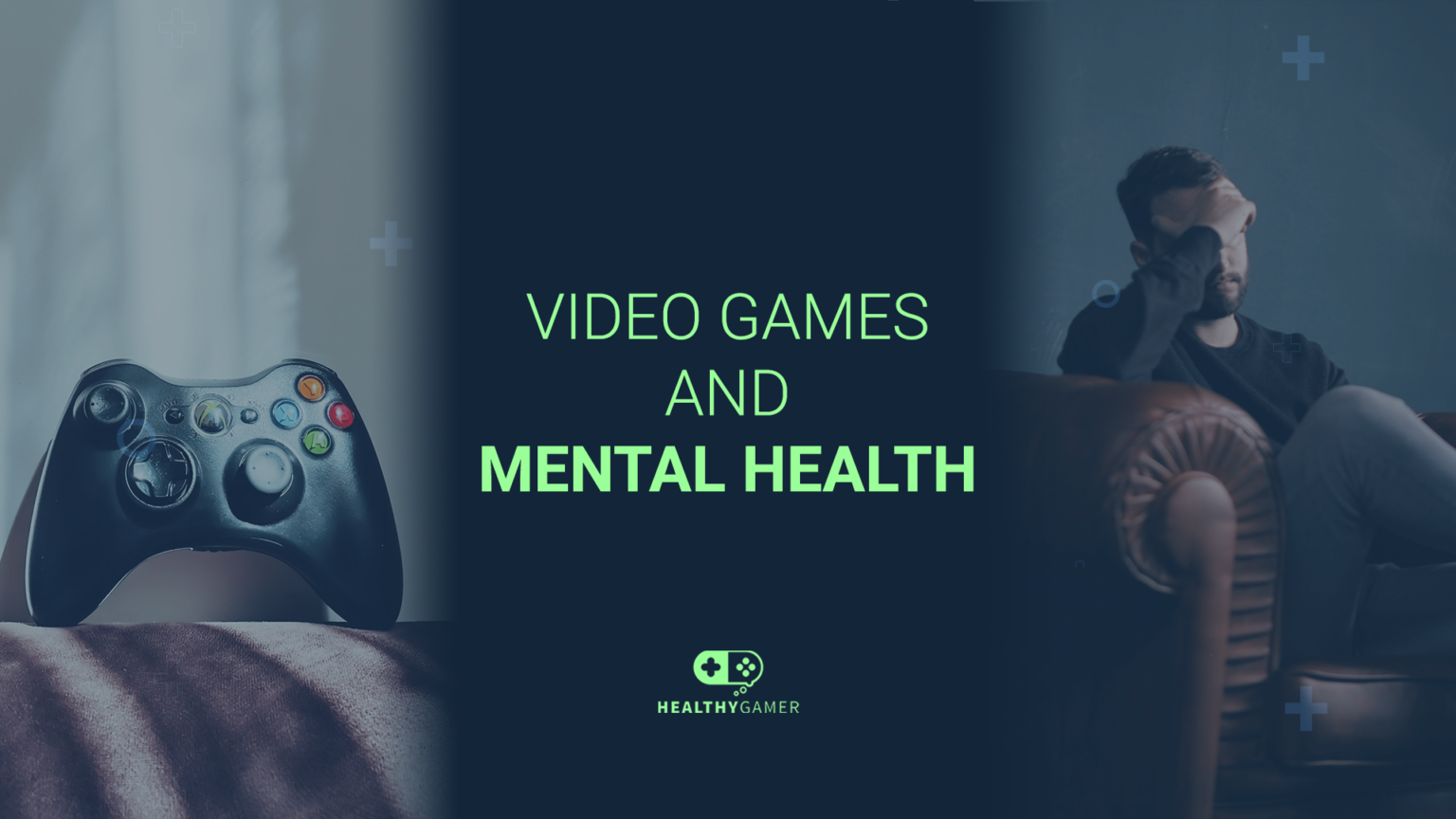 Video Games and Mental Health Explained
