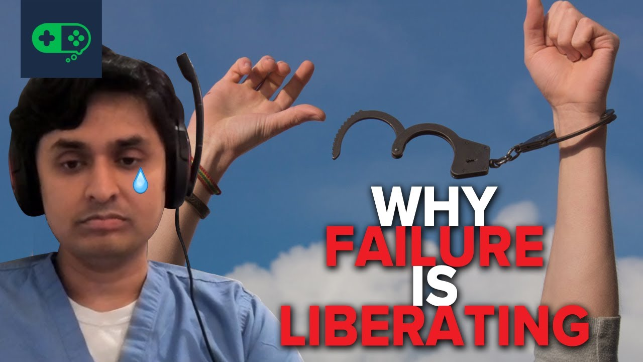 why failure is liberating