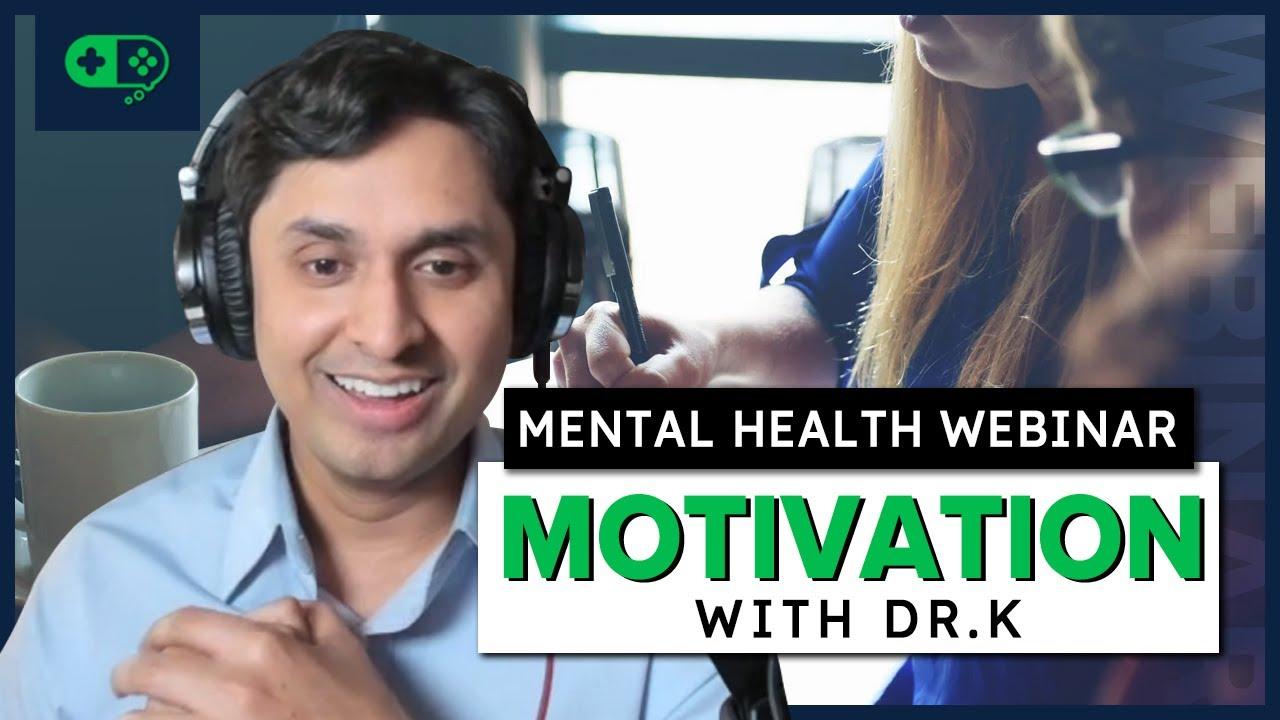 Motivation Psychology   Healthy Gamer Webinar #1