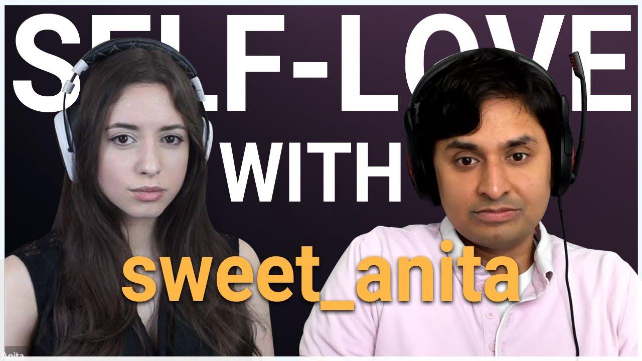 Self Love with Sweet Anita   Dr. K Interviews