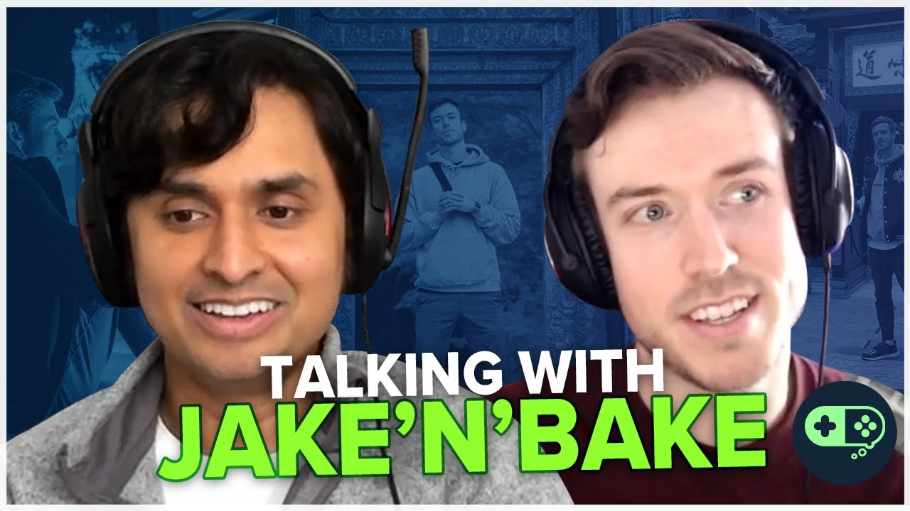 Talking to Jake'n'Bake about Anxiety